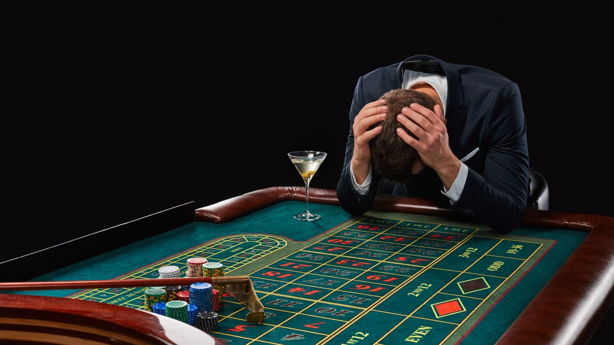 Gambling Addiction Explained