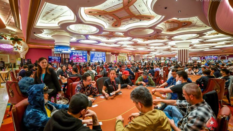 A Newcomers' guide to playing and living with Poker in Manila