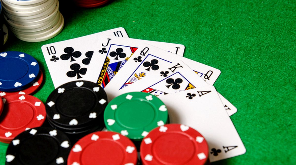 Poker Cheats – Need To be Ridden Out permanently of Sporting activity