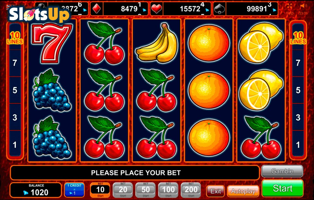 Certain Tips Are Available Here To Play Online Slots