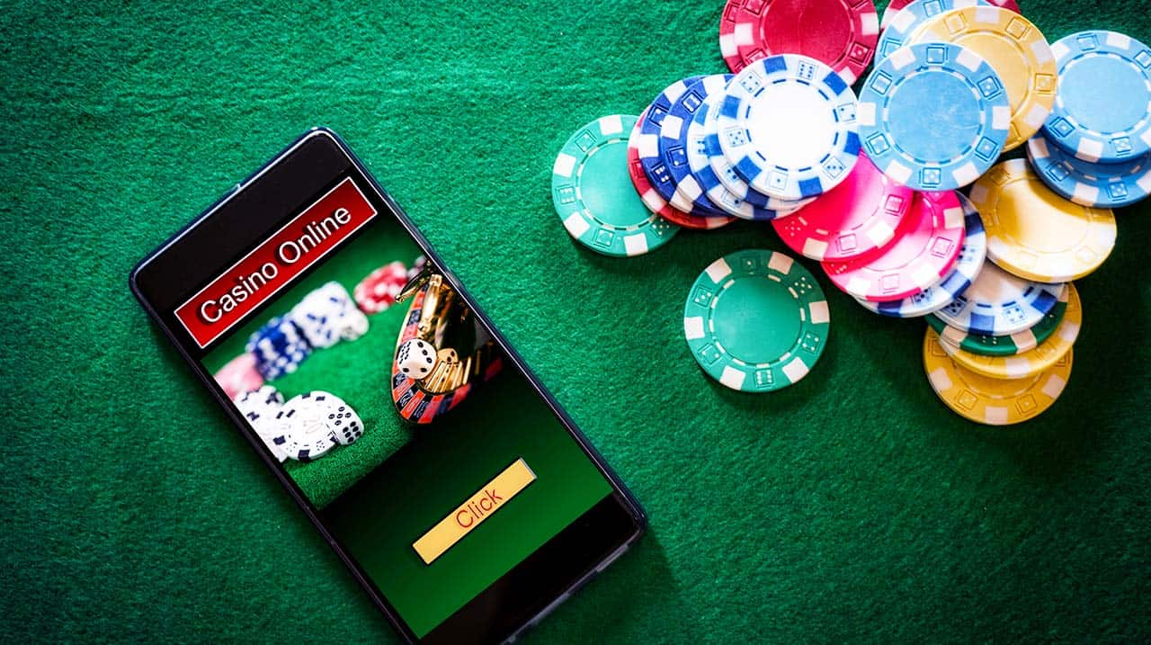 MOBILE BETTING IS ONLINE BETTING'S NEXT FRONTIER