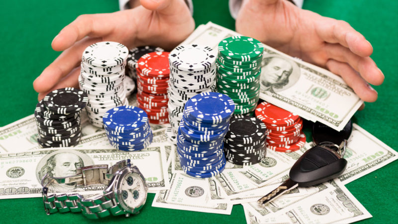 The Big Variance Between Betting and Gambling
