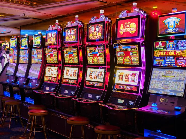 The Technology Behind Slot Machines