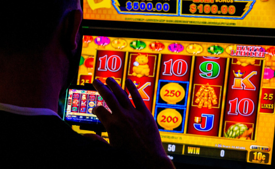 Slots Machines – How Are They Used