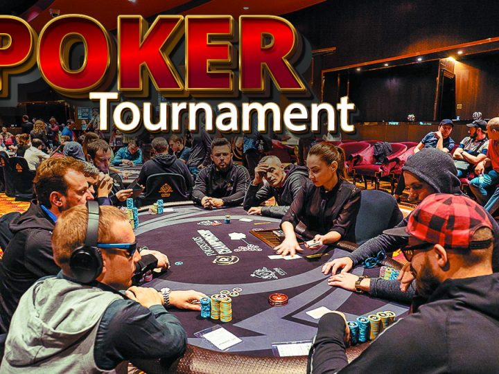 How To Play In A Poker Tournament